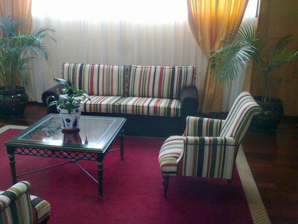 Hotel 9 Tapicer A Hermanos Moreno M Laga # Muebles Tapizados En Tela